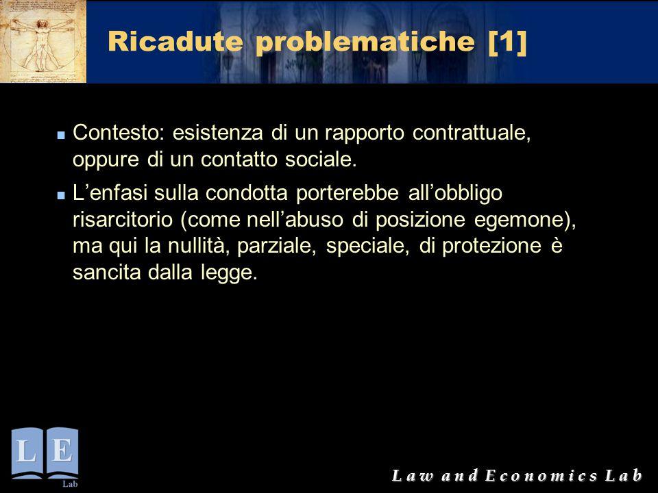 Ricadute problematiche [1]